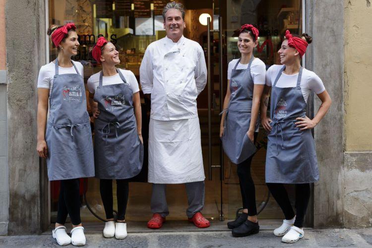 Mama's Bakery è un vero ristorante americano nel cuore dell'Oltrarno fiorentino, dove gustare tutte le specialità della cucina anglosassone