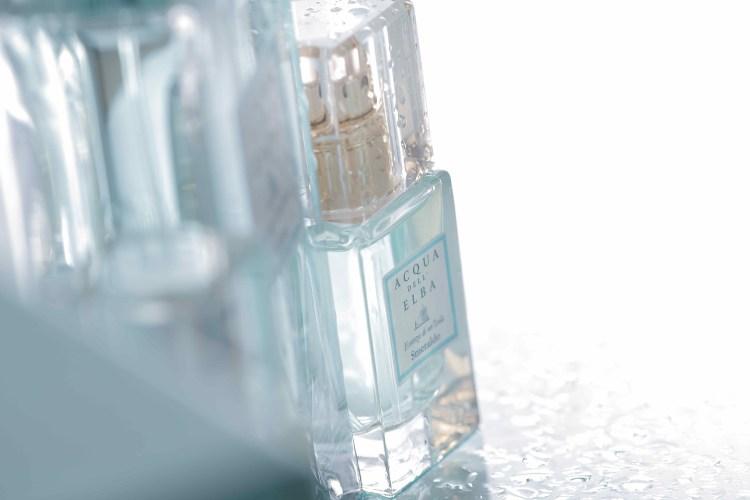 """""""Acqua"""" di Acqua dell'Elba è il profumo della linea """"Essenza di un'isola"""", protagonista del film """"Lasciami per sempre"""" di Simona Izzo"""