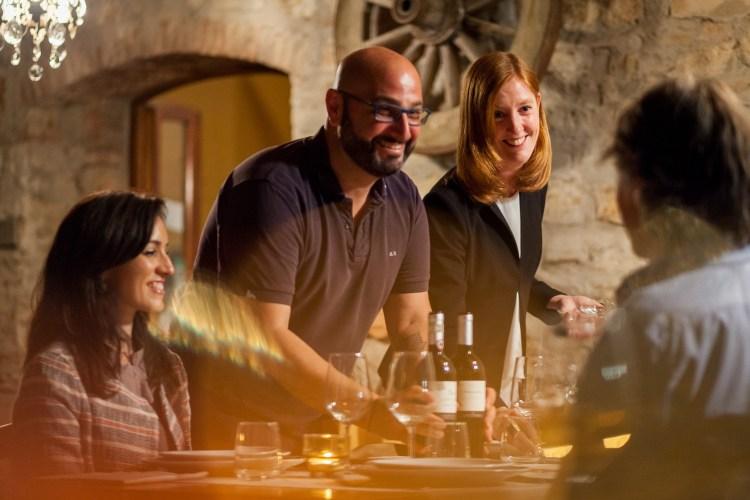 L' Agriturismo Querceto di Castellina nel Chianti Classico è un luogo accogliente, solare e rilassante dove vivere un'emozionante vacanza in Toscana.