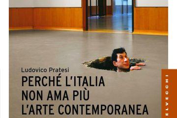 """Giovedì 28 Settembre 2017 al Museo Marino Marini di Firenze Ludovico Pratesi presenta il suo ultimo libro """"Perché l'Italia odia l'arte contemporanea""""."""