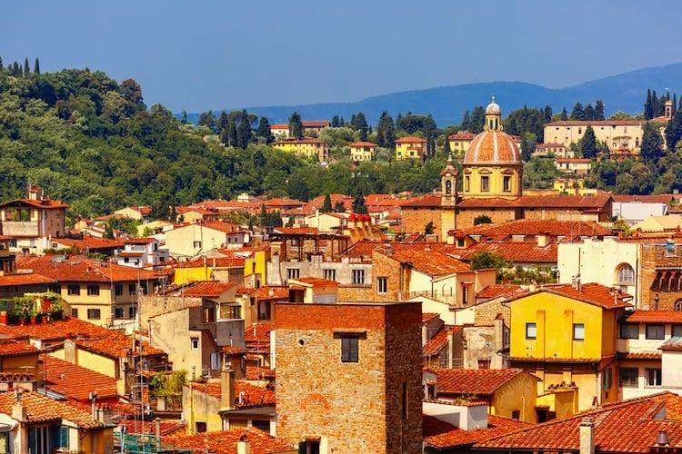 """Secondo la classifica di Loney Planet: """"10 of the world's coolest neighbourhoods"""", il quartiere più cool del mondo è San Frediano a Firenze"""