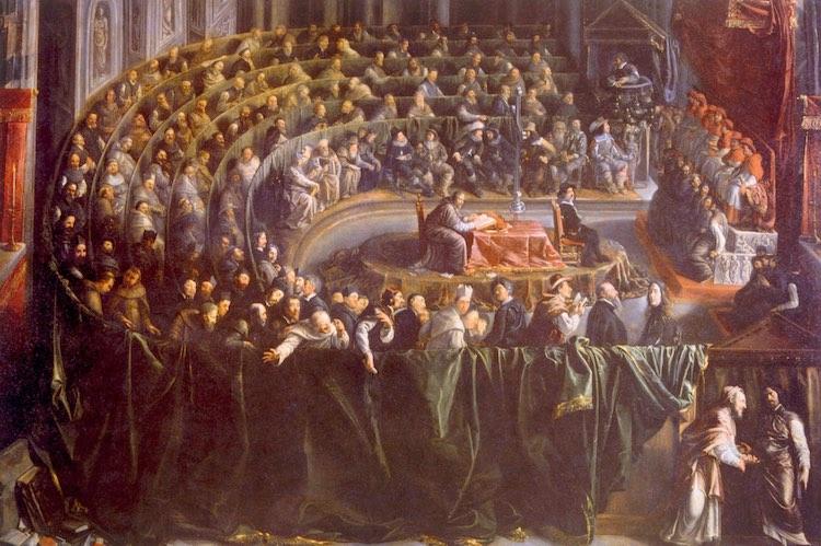 La storia di Galileo Galilei in un'intervista immaginaria a Villa il Gioiello a Arcetri, Firenze