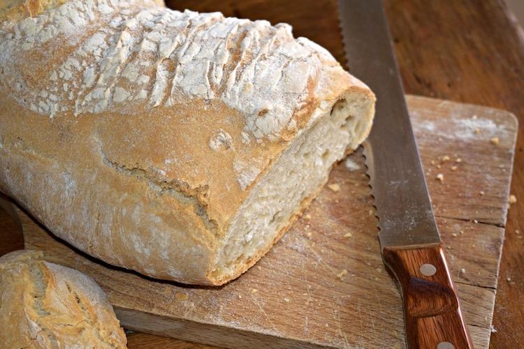 Il pane toscano è uno dei 16 prodotti che si possono fregiare del Marchio DOP Toscana o Toscano