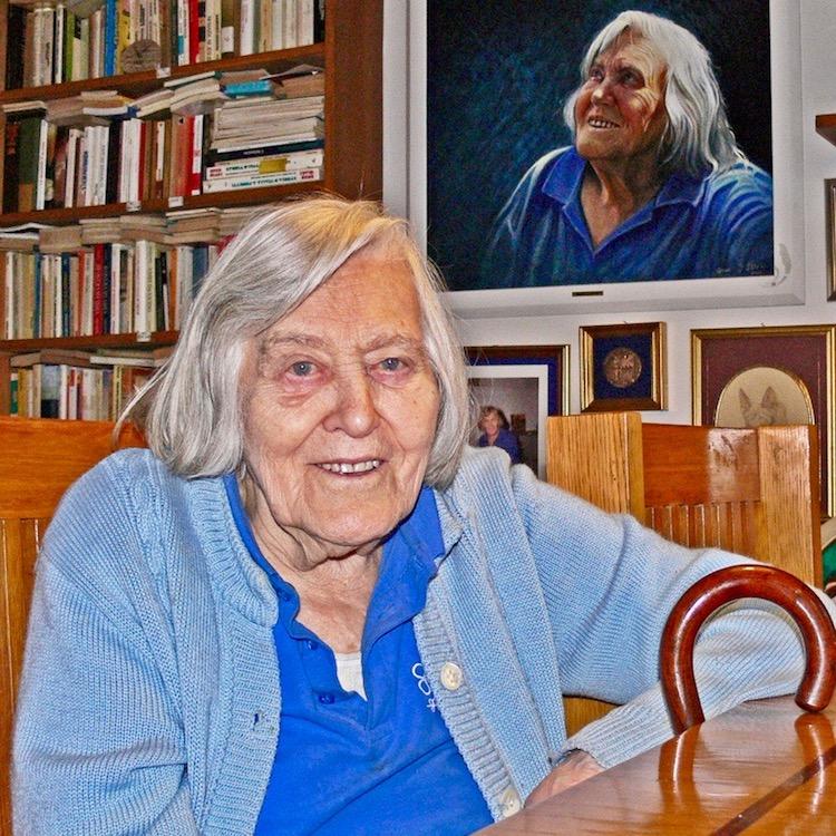 Intervista immaginaria a Margherita Hack, toscana doc, donna di scienza e astrofisica