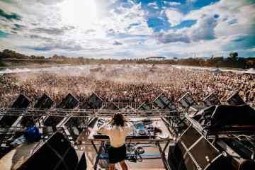 17mila presenze al Visarno Arena Firenze per il Decibel Open Air che entra a pieno titolo tra gli eventi top di musica elettronica in Italia