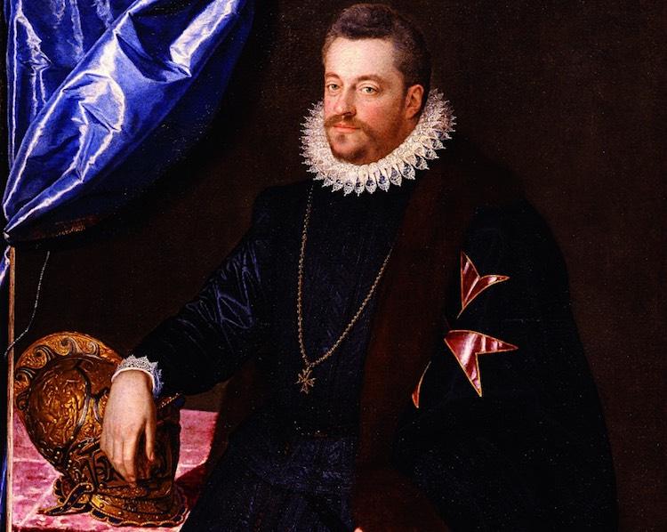 , secondogenito di Cosimo I ed Eleonora di Toledo