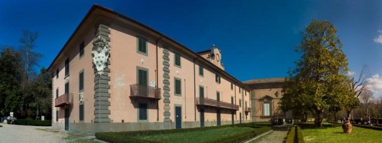 Villa Demidoff fa parte degli itinerari nella Firenze alchemica
