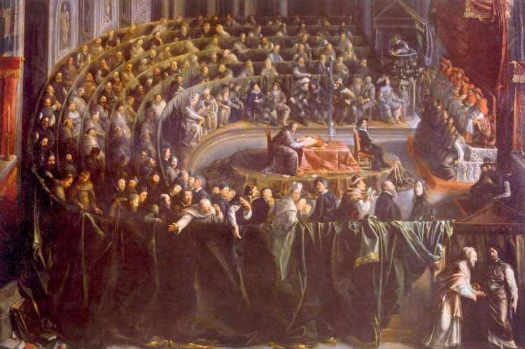 Cristina di Lorena, nipote di Caterina de' Medici, moglie del Granduca Ferdinando, strinse amicizia con Galileo Galilei, precettore dei figli.