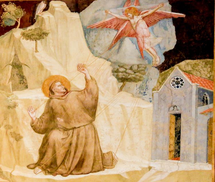 Giotto di Bondone è uno dei più grandi pittori di tutti i tempi, nonché costruttore del famoso Campanile di Giotto. Vita, opere e curiosità.