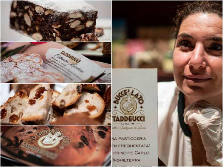 Viaggio nel girone dei golosi al Pitti Taste 2019 alla scoperta dei dolci toscani: buccellato, cantucci, copate e pan di vendemmia
