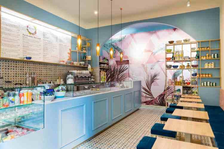 Rosalia Salad Gourmet è un bistrot di healthy food in via dei Servi a Firenze