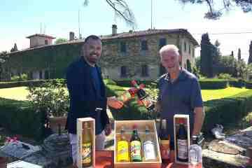 L'Elisir di China Gambacciani e gli altri Liquori Gambacciani di Empoli tornano a splendere, rilanciando amari e digestivi made in Tuscany
