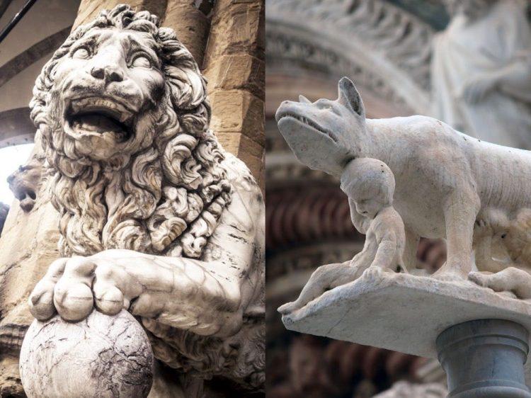 Tra Firenze e Siena non corre buon sangue: oggi come ieri ci si guarda con sospetto. Come nasce questa rivalità? 1260 battaglia di Montaperti