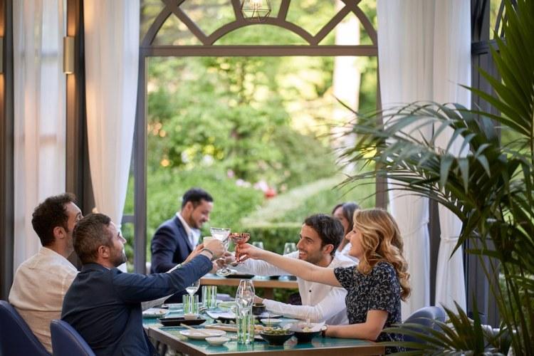 I migliori luxury brunch a Firenze: Magnolia Gastrobar Four Seasons Hotel a Firenze