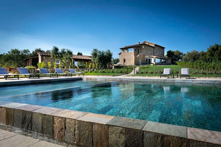 8 favolosi Wine Resort in Toscana