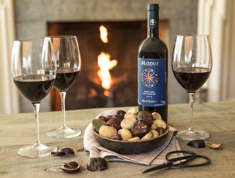 Il Modus è uno dei vini più conosciuti dell'azienda Ruffino
