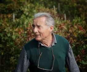 Professor Lorenzo Corino, inventore del Metodo Corino, metodo scientifico per la produzione di uva e vini naturali