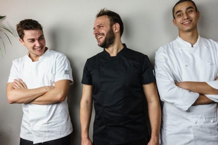 Lo chef Edoardo Tilli del Podere Belvedere - Pontassieve (Fi)