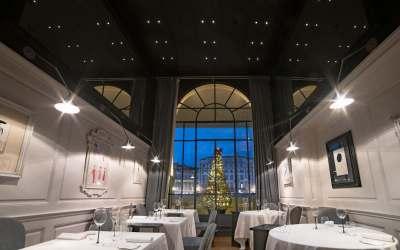 Borgo San Jacopo è un ristorante di lusso a Firenze per un'indimenticabile cena di Capodanno