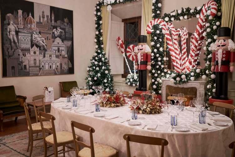 Capodanno 2020 a Firenze al Four Seasons Hotel per il cenone preparato dallo Chef Vito Mollica.