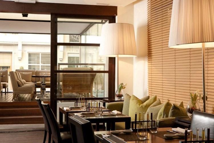 The Fusion Bar&Restaurant è un ristorante di lusso a Firenze per un'indimenticabile cena di Capodanno.