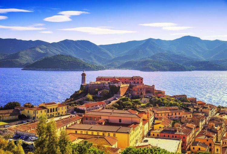 L'arcipelago toscano è uno dei territori più belli della Toscana