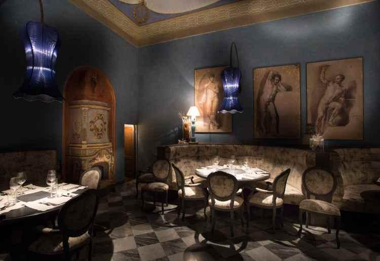 Il Locale è un ristorante di lusso a Firenze per un'indimenticabile cena di Capodanno.