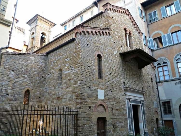 Chiesa SS Apostoli a Firenze
