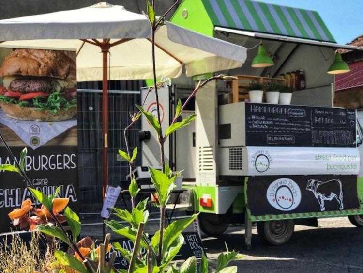 Panino Tondo è un famoso food truck a Firenze e dintorni