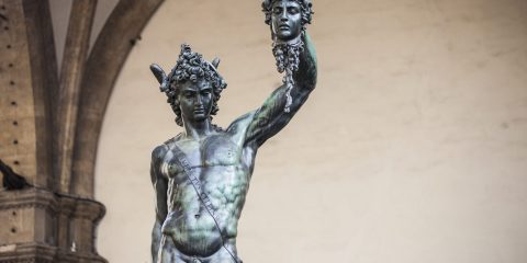Il Perseo di Benvenuto Cellini è una delle più importanti opere d'arte in Toscana