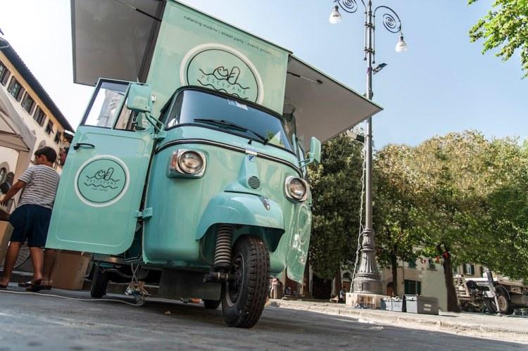 Pescepane è uno dei migliori food truck a Firenze