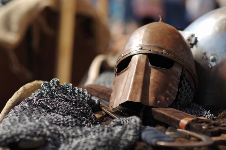 Maschere medievali al Carnevale di Calenzano
