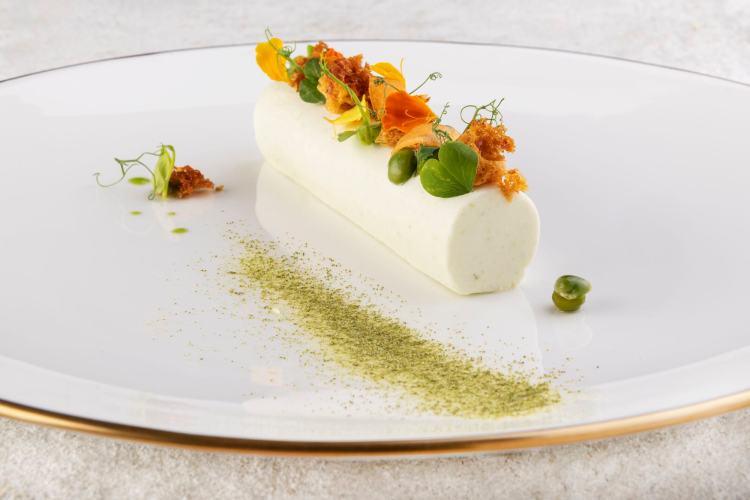 Lingotto d'estate dello Chef Luca Landi del ristorante Lunasia di Viareggio