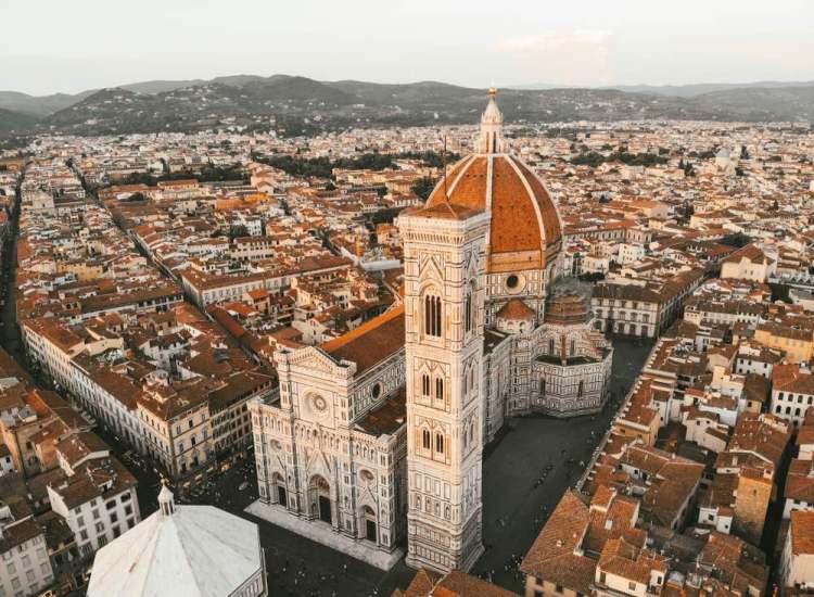 Il Duomo di Firenze si trova nel quartiere di San Giovanni