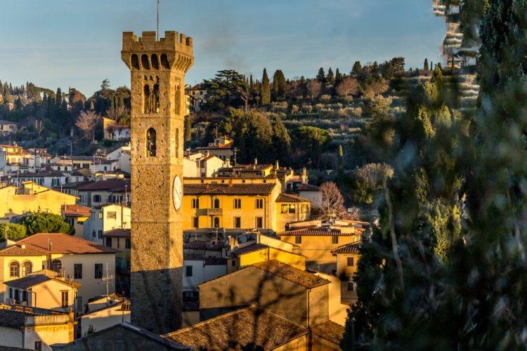 Fiesole, il borgo toscano sulle colline fiorentine
