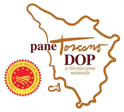 Il bollino del Consorzi del Pane Toscano DOP