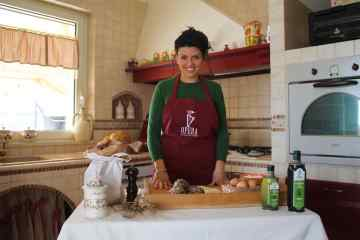 Copertina Opera in The Kitchen - Lucrezia Cannito