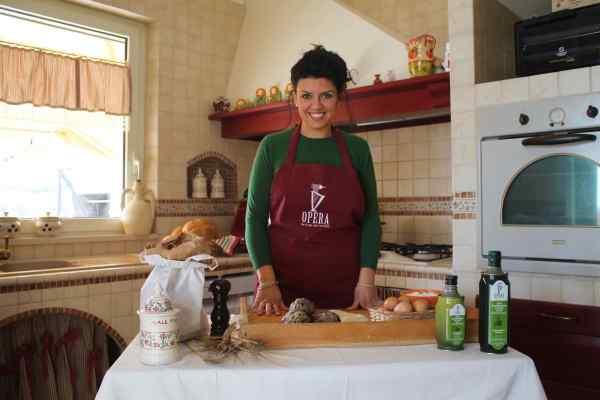 Copertina Opera in The Kitchen - Lucrezia Cannito