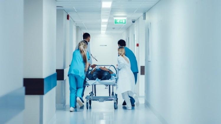 Medici in corsia ospedaliera