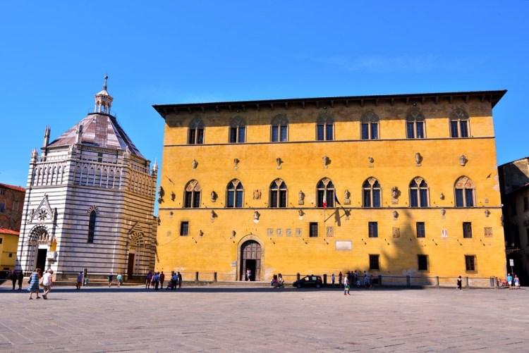 Palazzo del Podestà di Pistoia