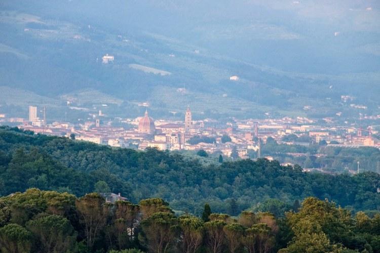 Pistoia è una delle più belle città toscane