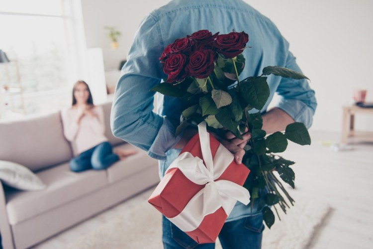 Sorpresa alla fidanzata