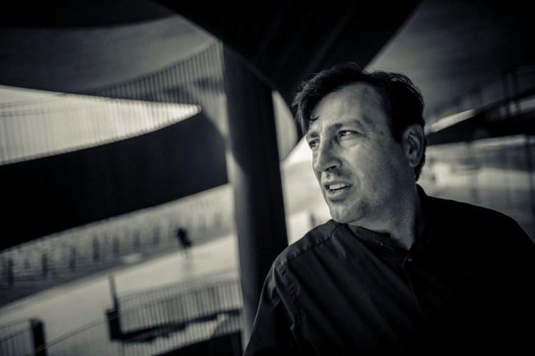 Architetto Marco Casamonti, uno dei tre soci fondatori dello Studio Archea di Firenze