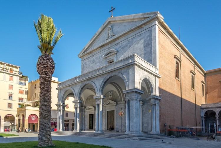 Duomo di Livorno, Cattedrale di San Francesco