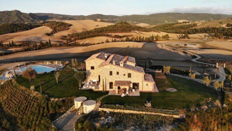 Il Relais Val d'Orcia è un'ottima struttura per una vacanza in agriturismo in Toscana
