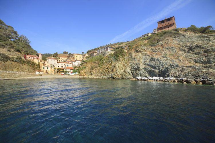 L'isola della Gorgona è la più settentrionale delle isole dell'Arcipelago