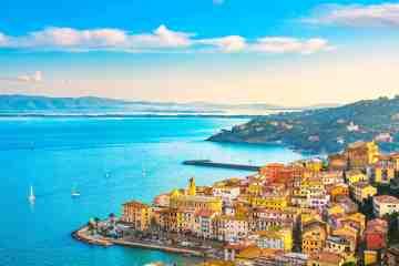Porto Santo Stefano è una meta ideale per le vacanze al mare in Toscana