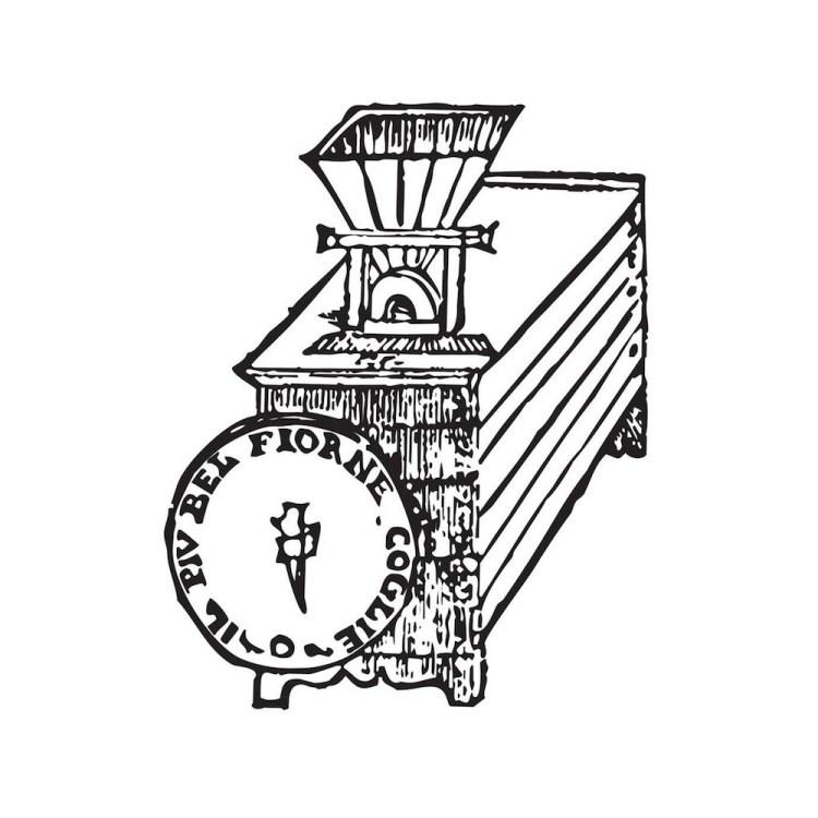 """Il """"frullone"""" simbolo dell'Accademia della Crusca"""