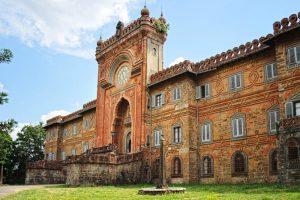 Il Castello di Sammezzano nel comune di Reggello