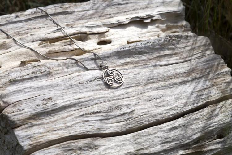 La tripla spirale è un antico simbolo dei Celti